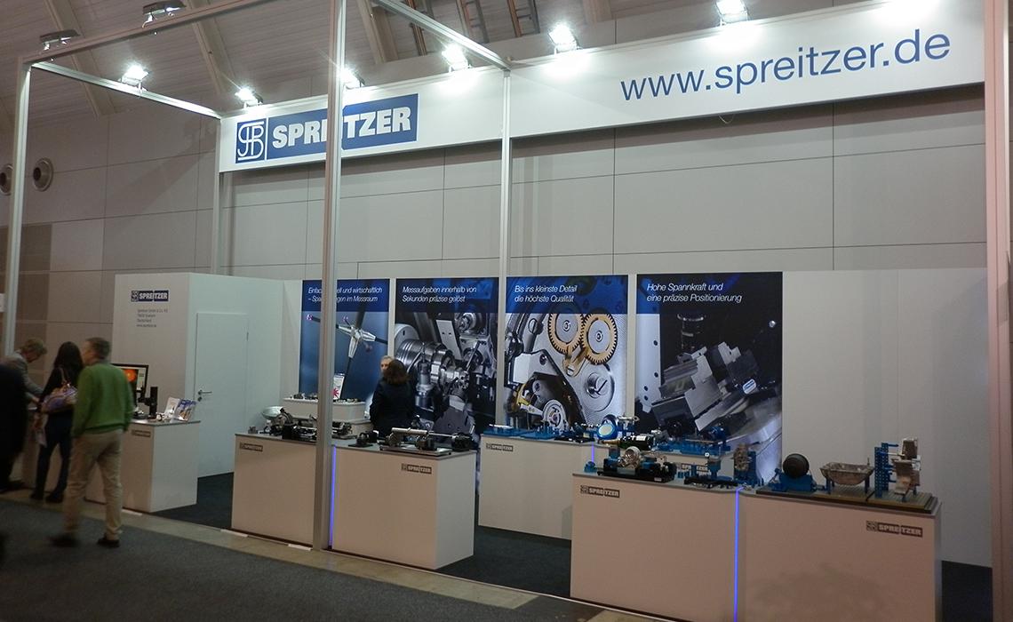 Projekte, Spreitzer GmbH – Messestand Control 2015