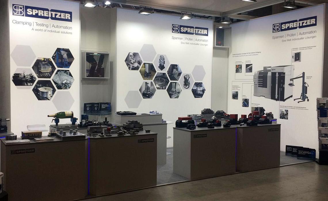 Spreitzer GmbH – Messestand AMB 2018