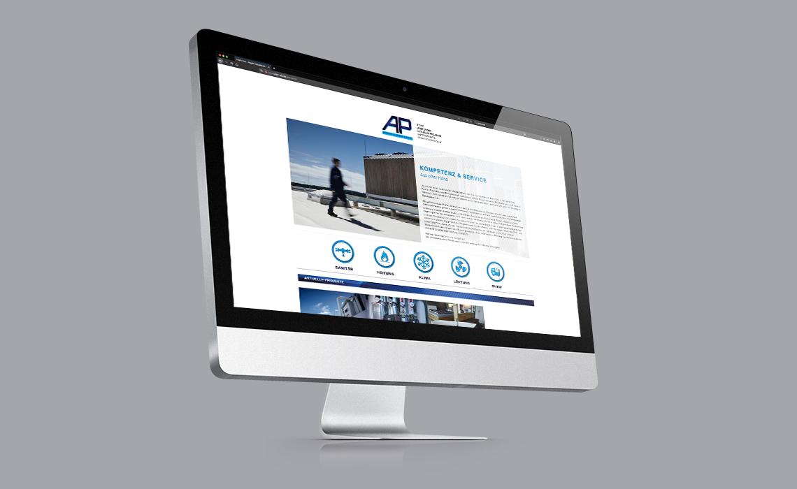 Aron Pilz Website